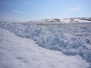 Sørpeskred i nord-Finland