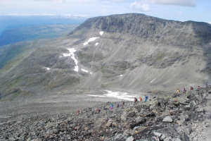 Trakk Fannaråken.. Foto Mari Kolbjornsrud (7)